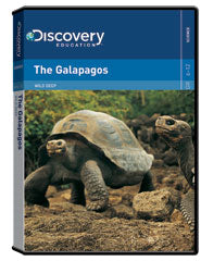 Wild Deep: The Galapagos DVD