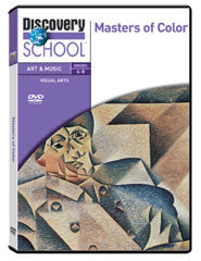 Visual Arts: Masters of Color DVD