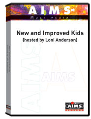 New and Improved Kids DVD