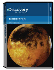 Strip the Cosmos: Expedition Mars DVD