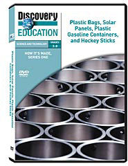How It's Made: Plastic Bags, Solar Panels, Plastic Gasoline Containers, and Hockey Sticks DVD