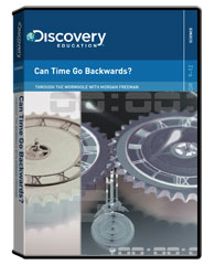 Through the Wormhole with Morgan Freeman: Can Time Go Backwards? DVD