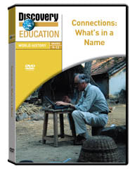 Connections: What's in a Name DVD
