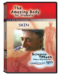 The Amazing Body for Students: Skin DVD