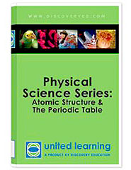 Physical Science Series: Atomic Structure  and  The Periodic Table DVD