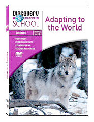 Adapting to the World DVD
