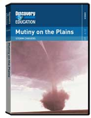 Storm Chasers: Mutiny on the Plains DVD