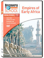 Empires of Early Africa DVD