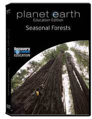 PLANET EARTH: Seasonal Forests DVD