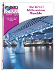 Engineering at the Cutting Edge: The Great Millennium Gamble DVD