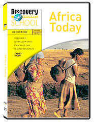 Africa Today DVD