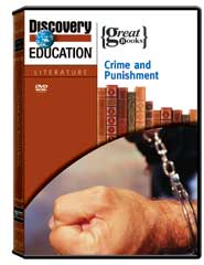 Great Books: Crime and Punishment DVD