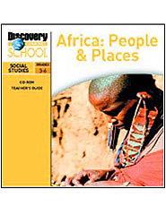 Africa: People  and  Places CD-ROM