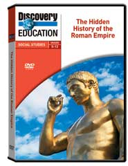 The Hidden History of the Roman Empire DVD