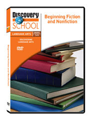 Beginning Fiction and Nonfiction DVD