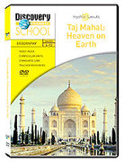 Mystic Lands: Taj Mahal: Heaven on Earth DVD