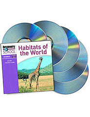 Habitats of the World 5-Pack CD-ROM