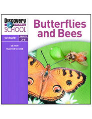 Butterflies  and  Bees CD-ROM