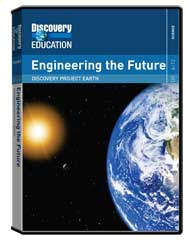 Discovery Project Earth - Engineering the Future DVD