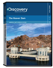 America: Facts versus Fiction: The Hoover Dam DVD