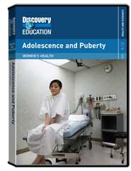 Women's Health - Adolescence and Puberty DVD