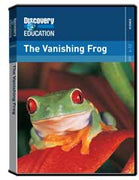 The Vanishing Frog DVD