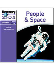 People  and  Space CD-ROM