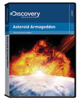 How the Earth Works: Asteroid Armageddon DVD
