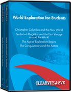 World Exploration for Students 8-Pack DVD