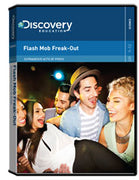 Outrageous Acts of Psych: Flash Mob Freak-Out DVD
