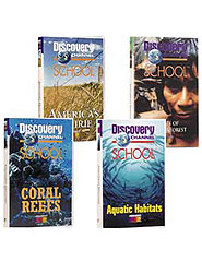 Ecology Set of 4 DVD