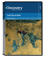 What on Earth?: Lost City of Gold DVD