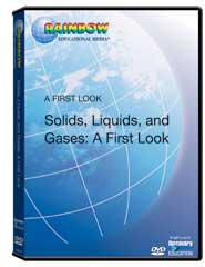 Solids, Liquids, and Gases: A First Look DVD