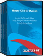 History Alive for Students 9-Pack DVD