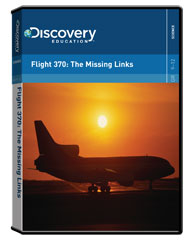 Flight 370: The Missing Links DVD