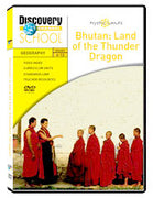 Mystic Lands: Bhutan: Land of the Thunder Dragon DVD