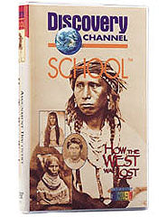 How the West was Lost DVD