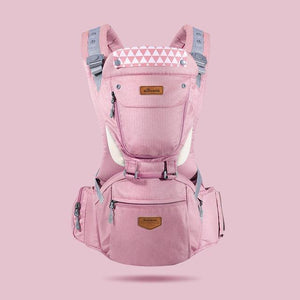 Sunveno Baby Carrier Pink