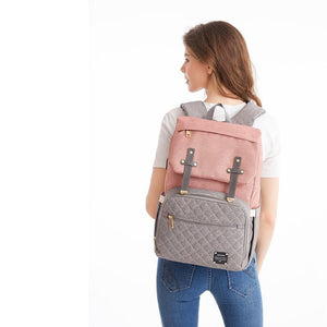 LeQueen Nappy Backpack IV - Bags By Benson