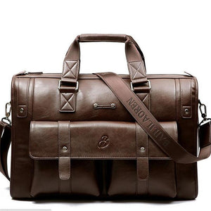BailiLaoRen Business Briefcase - Bags By Benson