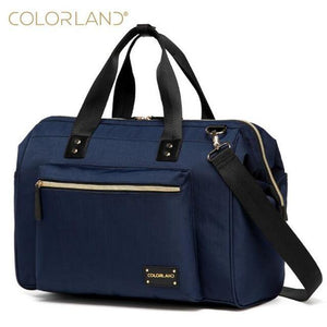 Colorland Nappy Bag - Bags By Benson