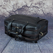 Le'Aokuu Leather Laptop - Bags By Benson