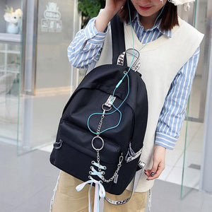 Mei Ting Backpack - Bags By Benson