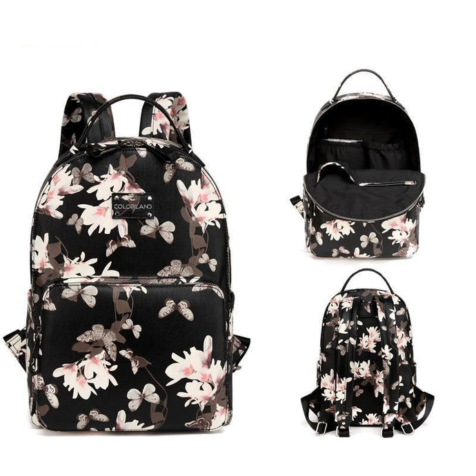 Colorland Nappy Backpack III - Bags By Benson