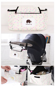 Bebewing Pram Caddy II