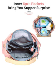 Insular Nappy Bag - Bags By Benson