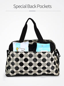 Insular Nappy Bag III - Bags By Benson