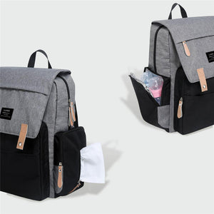 Land Nappy Backpack II - Bags By Benson