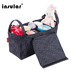 Insular Pram Caddy - Bags By Benson
