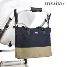 Insular Nappy Bag VI - Bags By Benson